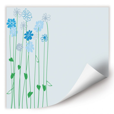 Wallprint Floray