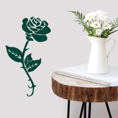 Wandtattoo Rose - Bild 1