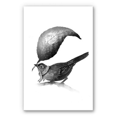 Acrylglasbild Nicebleed - The Messenger