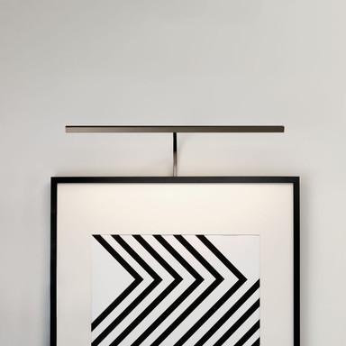 LED Bilderleuchte Mondrian in Bronze 8.1W, 219lm Rahmenmontage