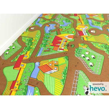 Mein Dorf HEVO ® Teppichboden