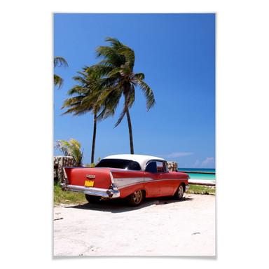 Poster Cuba Cabrio
