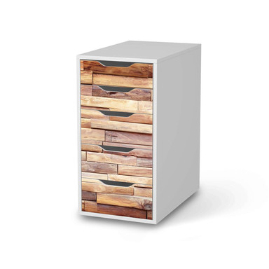 Klebefolie IKEA Alex 5 Schubladen - Artwood