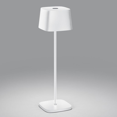 LED Akkuleuchte Kori in Weiss-matt 2.2W 150lm