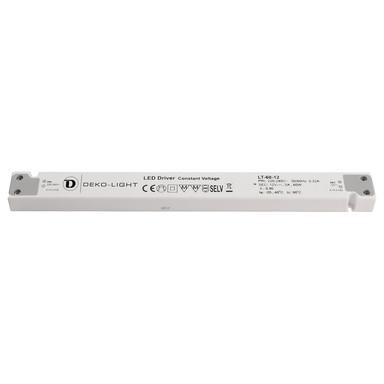LED Netzgerät in Weiss 60W 12V