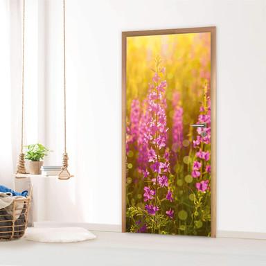 Türfolie - Flower Meadow