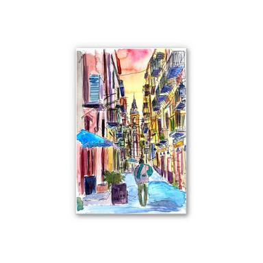Wandbild Bleichner - Fascinating Palermo