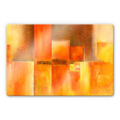 Glasbild Schüssler - Amarna