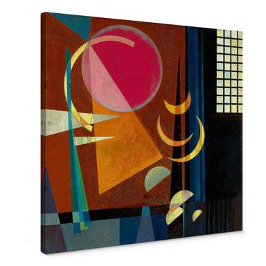 Leinwand Kandinsky - Scharf und ruhig