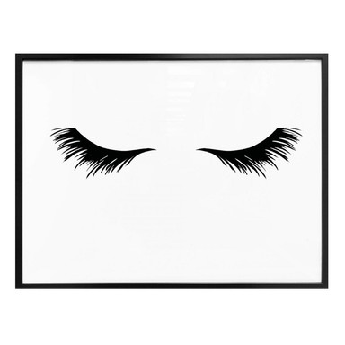 Poster - Lashes 02