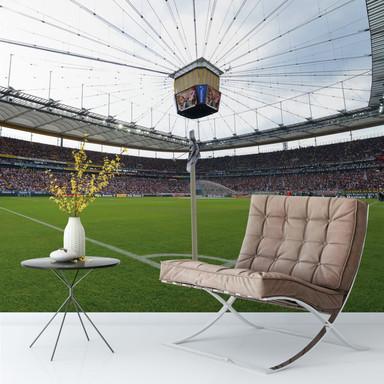 Fototapete Eintracht Frankfurt Arena - 384x260cm - Bild 1