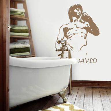 Wandtattoo David