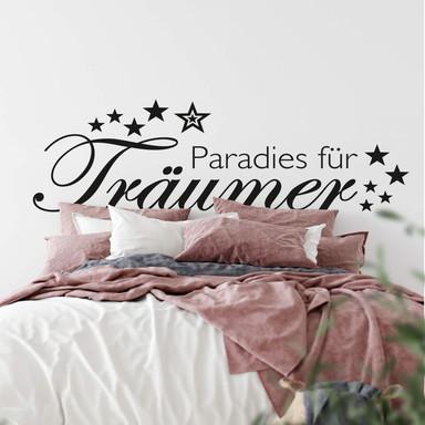 Wandtattoo Paradies für Träumer 1