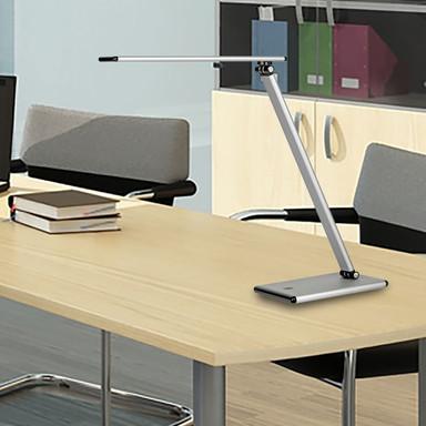 LED Schreibtischleuchte 8.3W 600lm dimmbar in Grau