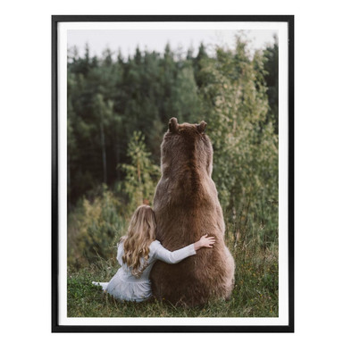 Poster Barantseva - Best Friends