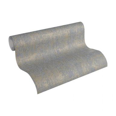 Schöner Wohnen Vliestapete grau, metallic