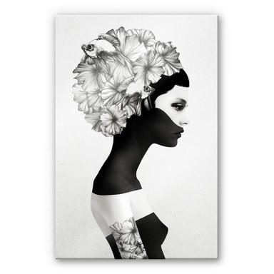 Acrylglasbild Ireland - Marianna - Hibiskusblüten