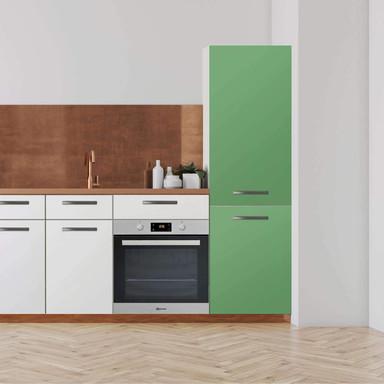 Klebefolie - Hochschrank (60x200cm) - Grün Light- Bild 1
