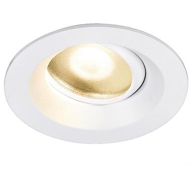 LED Deckeneinbauleuchte Dingilo 4.4W 330lm 3000K in Weiss
