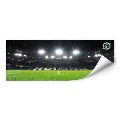 Wallprint Hannover 96 - HDI-Arena Nacht - Panorama