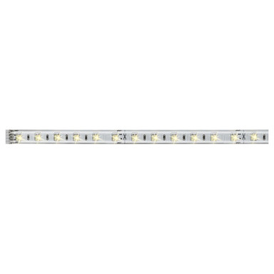 Function Max LED Stripe in silber, Tunable White, 1000 mm