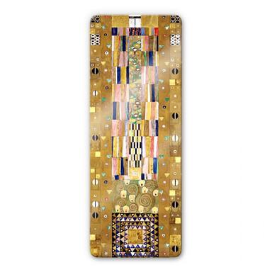 Glasbild Klimt - Werkvorlage für den Stocletfries