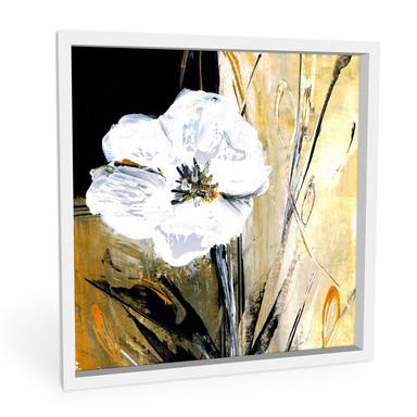 Hartschaumbild Niksic - Modern Flower