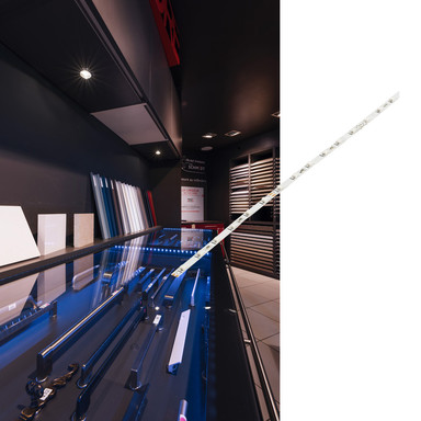 LED Profil-Strip X-SLIM 60. 24V 4.8mmx3m, blau