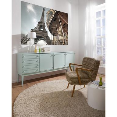 Papiertapete Carrousel de Paris - Bild 1