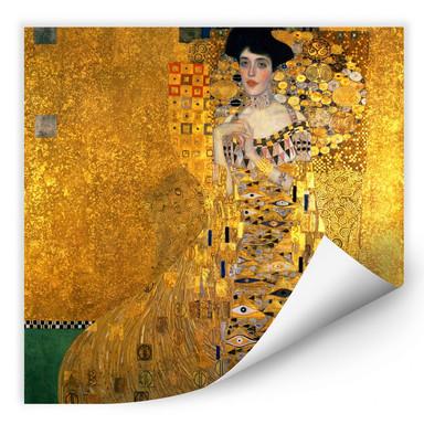 Wallprint Klimt - Bildnis der Adele Bloch-Bauer