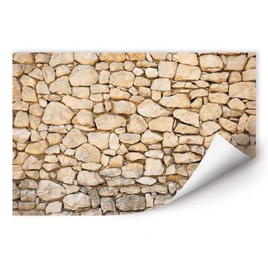 Wallprint Mauer 01