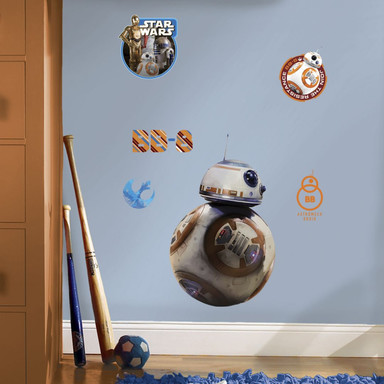 Wandsticker Star Wars - Das Erwachen der Macht: BB - Bild 1