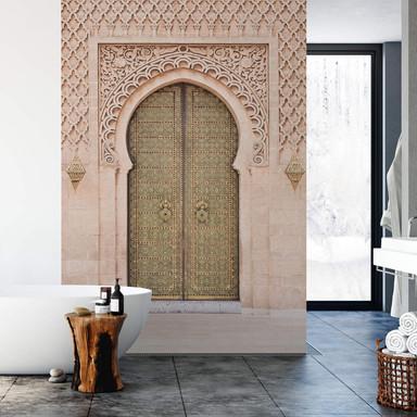 Fototapete Sisi & Seb - Moroccan Door