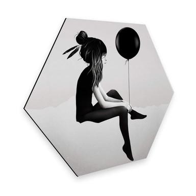 Hexagon - Alu-Dibond - Ireland - No such thing as nothing - Ballon