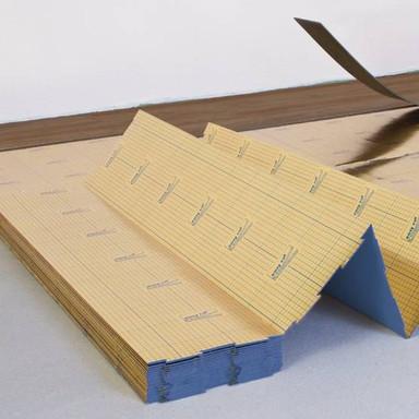 JOKA 139& Silent Design Unterlage 10m² mit Anti-Rutsch Oberfläche