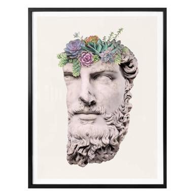 Poster Loose - Succulent Sculpture