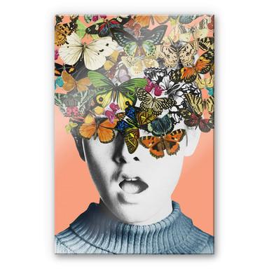 Acrylglasbild Feldmann - Twiggy Surprise