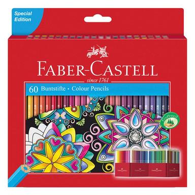 Faber-Castell Buntstifte Castle 60er - Bild 1