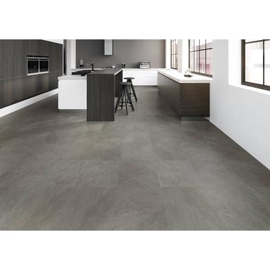 Vinyl-Designboden JOKA 330 | Dark Concrete 2845