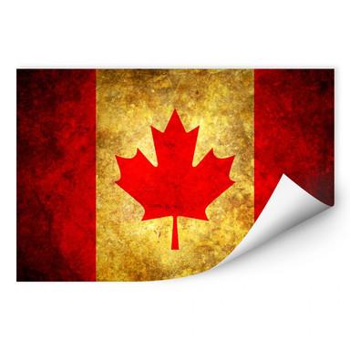 Wallprint The Maple Leaf