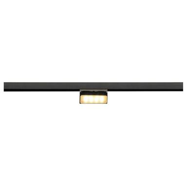 Magnetische Vitrinenleuchte Adjustable Light, M-Track, schwarz