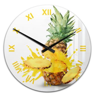Wanduhr Splashing Pineapple - Bild 1
