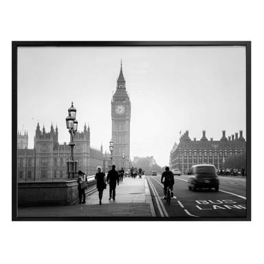 Poster Big Ben in London