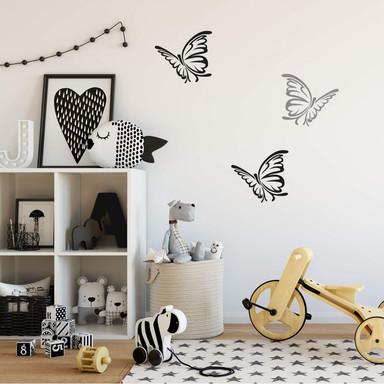 Wandtattoo Schmetterling 5