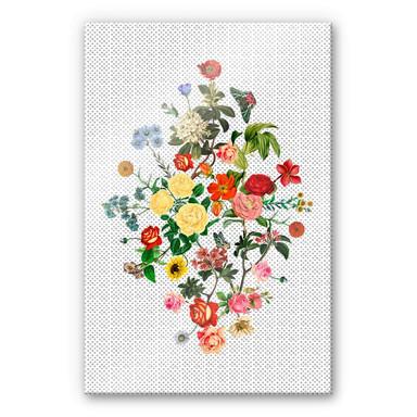 Acrylglasbild Feldmann - Vertical Garden