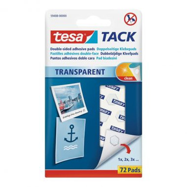 Tesa Tack - doppelseitige Klebepads
