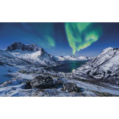 Fototapete I LOVE Norway