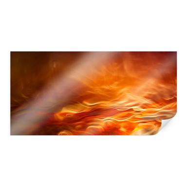 Poster Marthinussen - Burning Water - Panorama