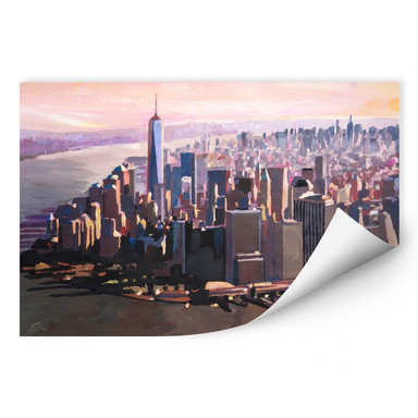 Wallprint Bleichner - Manhattan Freedom