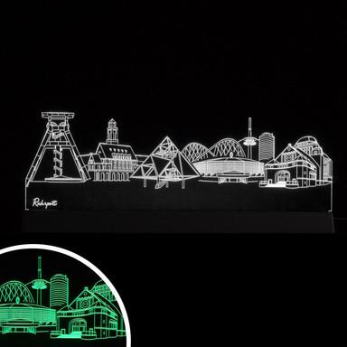 LED Skyline Ruhrpott